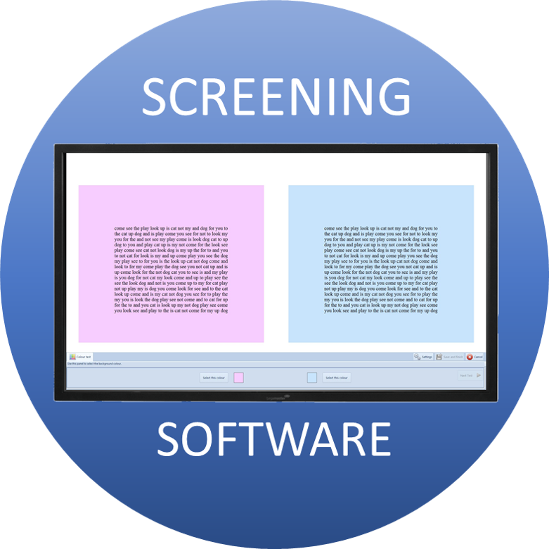 ReadEZScreeningSoftware