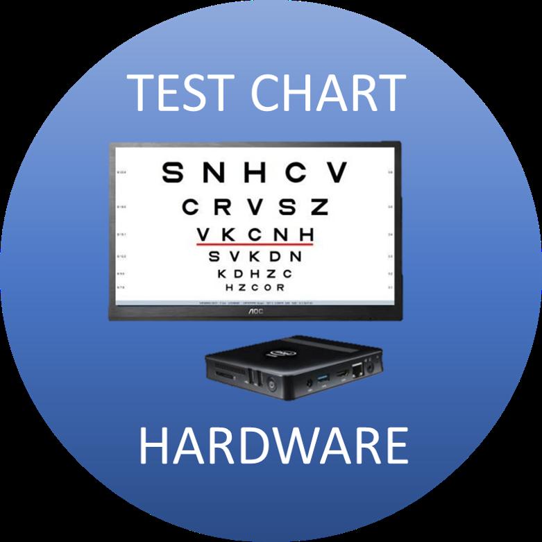 TestChartHardware