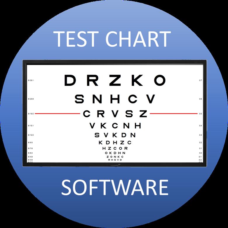 TestChartSoftware
