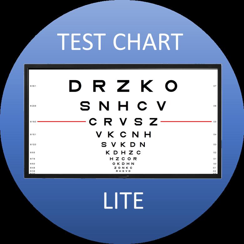 TestChartLITE